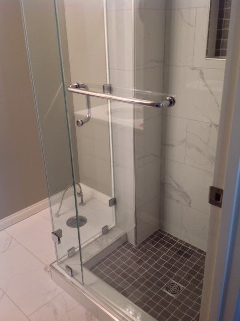 Tile Shower & Floor