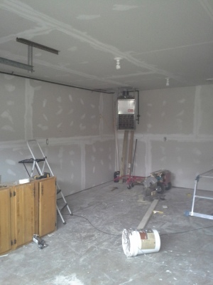 Drywall & Plaster Garage